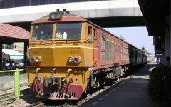 Железная дорога в Таиланде. Фото с сайта world.fedpress.ru