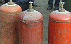 Газовые баллоны. Фото с сайта mariuver.wordpress.com
