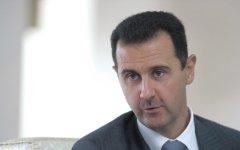 Башар Асад © РИА «Новости», Сергей Гунеев