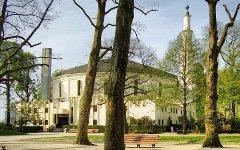 Соборная мечеть Брюсселя. Фото с сайта dic.academic.ru