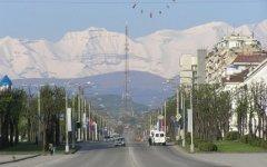 Улица в Нальчике. Фото с сайта infokart.ru