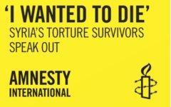 Фрагмент первой страницы доклада Amnesty International