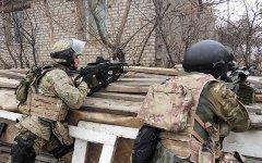 Ликвидация боевиков. Фото с сайта elisavetgrad.ru