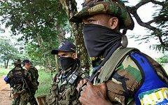 Члены «Объединенных сил самообороны Колумбии». Фото с сайта current.com