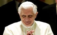 Папа Римский Бенедикт XVI. Фото: bogoslov.ru