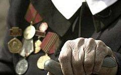 Ветеран ВОВ. Фото с сайта mspros.ru