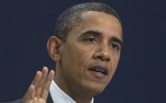 Барак Обама © РИА «Новости», Сергей Гунеев