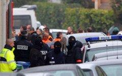 На месте спецоперации в Тулузе. Фото с AFP