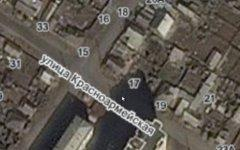 Место происшествия. Спутниковый снимок с сервиса «Яндекс.Карты»