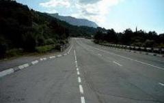 Участок трассы «Кавказ»