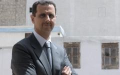 Башар Асад © РИА Новости, Сергей Гунеев