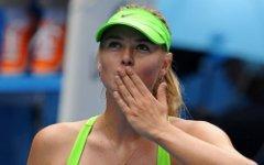 Мария Шарапова. Фото с сайта sport-express.ua