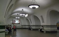 Женщина совершила самоубийство на станции метро «Алексеевская» в Москве