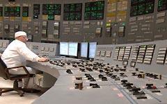 Блочный щит управления Курской АЭС © РИА Новости, Сергей Пятаков