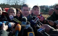 Бронислав Комаровский. Фото с сайта president.pl