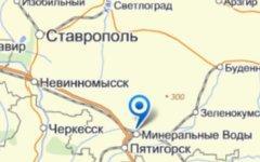 Место боя. Иллюстрация с сервиса «Яндекс.Карты»