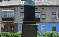 Мемориал советским воинам в Турке. Фото с сайта turka-ua.net