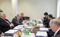 Заседание СБР. Фото с официального сайта «Союза биатлонистов России»