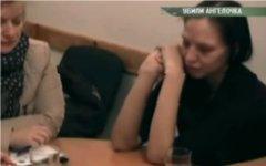 Светлана Шкапцова. Стоп-кадр репортажа НТВ