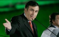 Михаил Саакашвили © РИА Новости, Давид Хизанишвили
