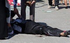 Пострадавшие при взрыве в Днепропетровске. Фото с сайта most-dnepr.info