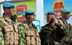 Украинские солдаты. Фото с сайта Минобороны Украины