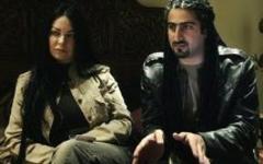 Омар бен Ладен и его супруга, фото: AP