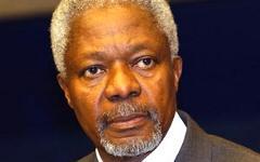 Кофи Аннан. Фото: thefamouspeople.com