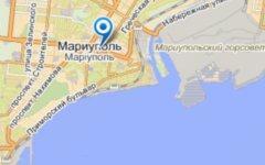 Место задержания преступника. Иллюстрация с «Яндекс.Карты»