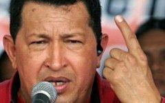 Уго Чавес. Фото с сайта ivntech.ru