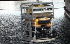 Глубоководный аппарат «Пантера». Кадр с видео «Вести.ru»