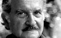 Карлос Фуэнтес. Фото с официального сайта писателя