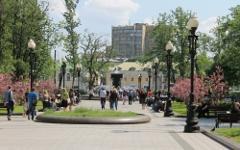 Оппозиционеры на Кудринской площади © KM.RU