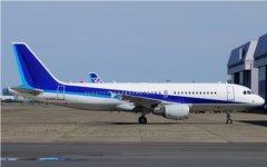 Самолет А-320. Фото с сайта airliners.net