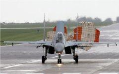 Су-30. Фото с сайта airliners.net