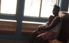 Афроамериканка с ребенком. Фото с сайта yehriwicry.wordpress.com