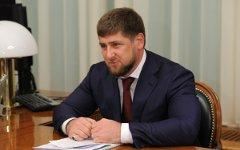 Рамзан Кадыров © РИА Новости, Яна Лапикова