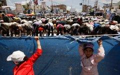 Антиправительственные демонстрации в Йемене. Фото с сайта openspace.ru