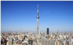 Радиомачта «Токио Скайтри». Фото с сайта tokyo-skytree.jp