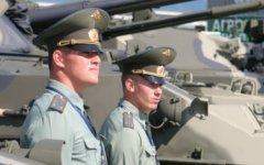 Российские военнослужащие © KM.RU, Кирилл Зыков