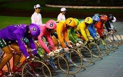 Соревнования Кейрин. Фото с сайта cyclepedia.ru