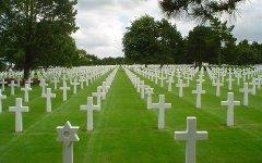 Американское кладбище. Фото с сайта nextstudio.pl