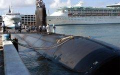 Атомная подводная лодка. Фото с сайта wn.com