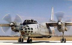 Самолет Ан-30. Фото с сайта adevarul.ro