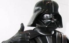 Персонаж из «Звездных войн» Дарт Вейдер. Фото: dobrochan.ru