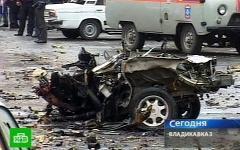Последствия теракта во Владикавказе. Стоп-кадр с телеканала НТВ