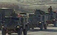 Войсковая колонна. Фото с сайта yugregion.ru