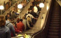 Эскалатор; фото взято с subwaytalks.ru