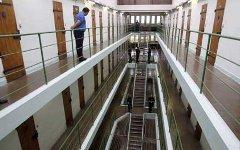 Французская тюрьма; фото с rfi.fr