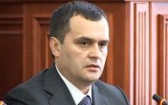 Виталий Захарченко. Кадр с видео МВД Украины